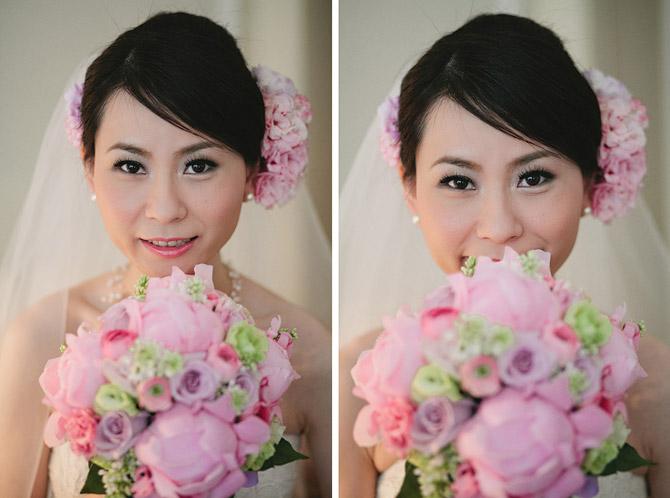 agnès b wedding floer