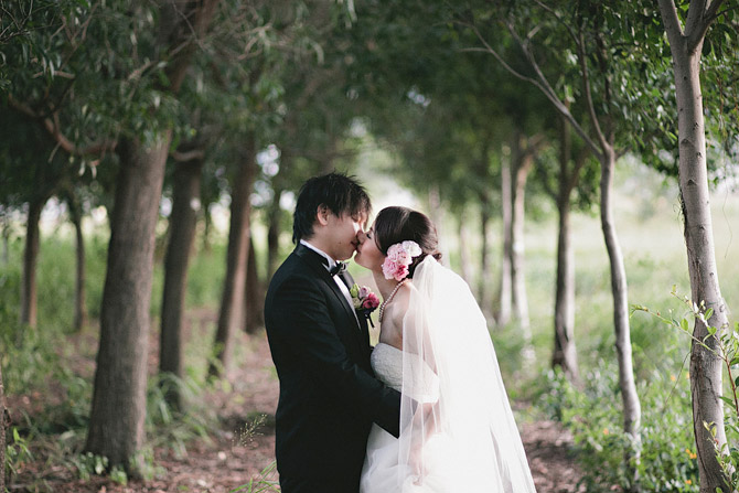 pre-wedding photo West Kowloon