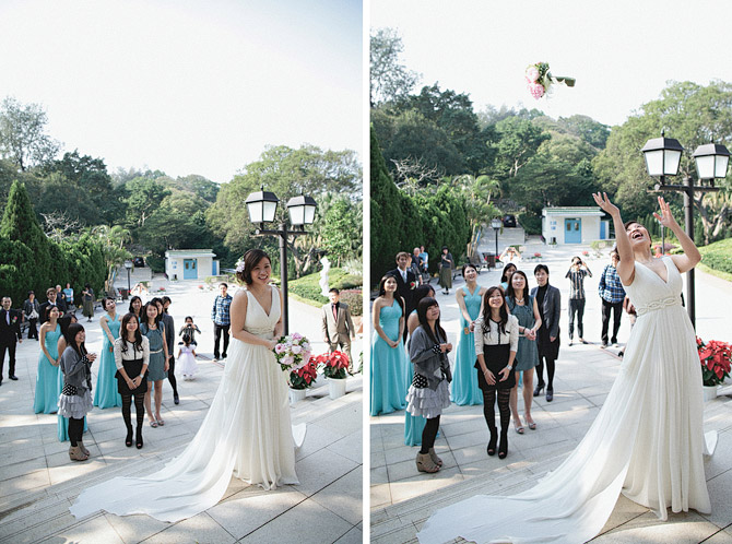 outdoor wedding hong kong