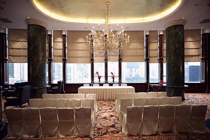 Shangri-la hotel Hong kong wedding, 香港香格里拉酒店婚禮