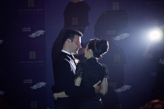 香港君悅酒店婚禮