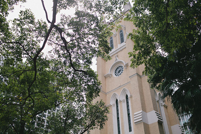 ST JOHN'S CATHEDRAL