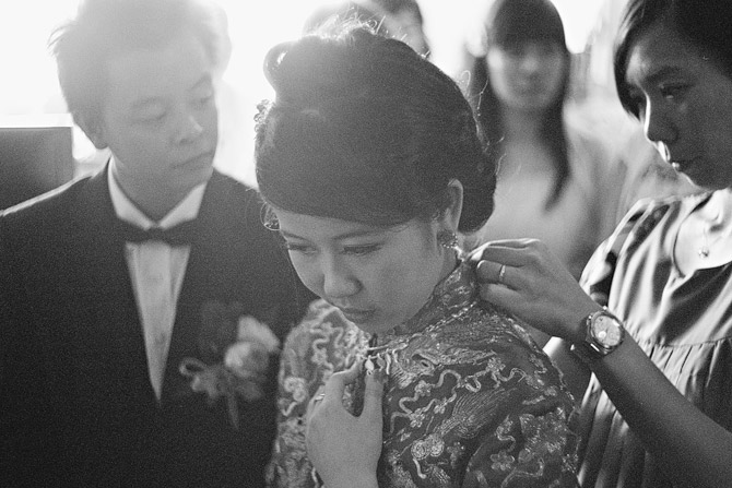 wedding ILFORD XP2