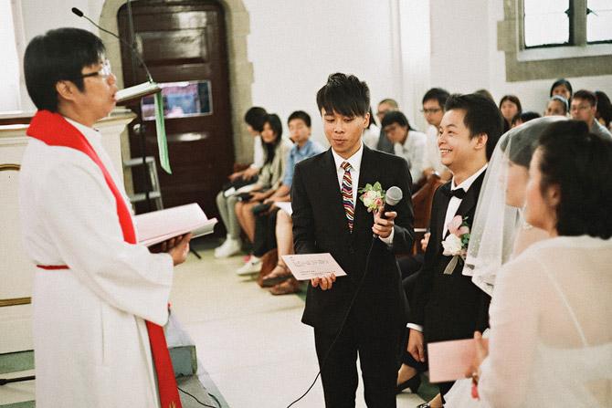 九龍佑寧堂婚紗照
