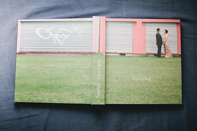 wedding photo book design hong kong