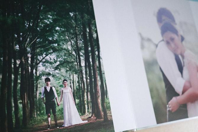 beautiful wedding album photo design