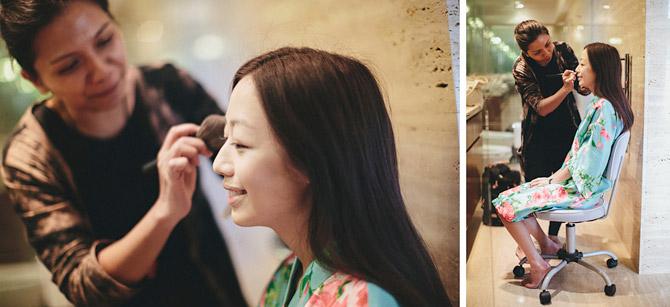 MUA make up artist hong kong