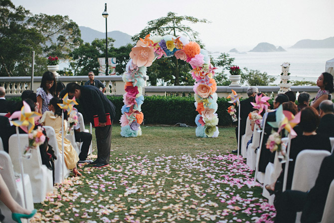 MY ELEGANT WEDDING decoration hk