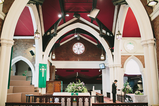 Wesley Methodist Church singapore