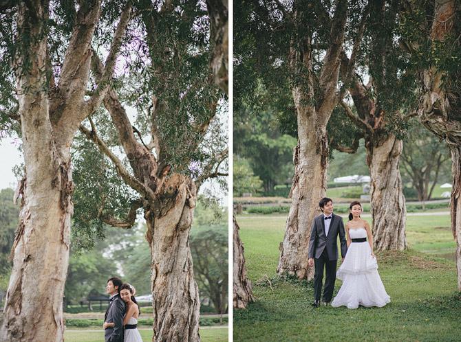 natural, design pre-wedding photo