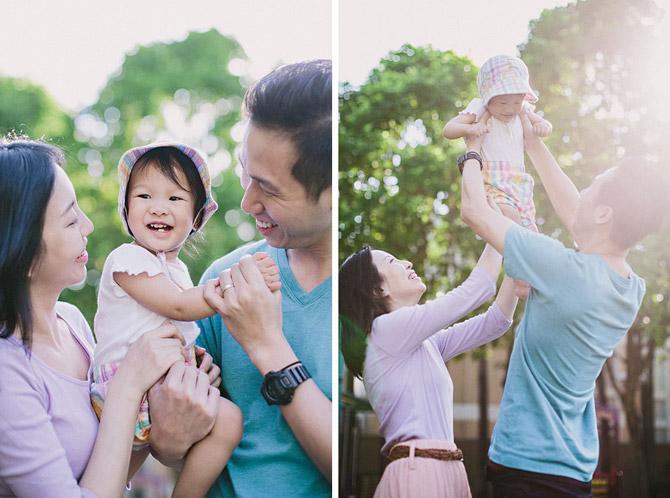 Family Photoshoot Hong Kong